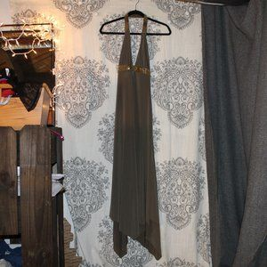 NWOT BEAUTIFUL BCBG MAXI DRESS -- SIZE SMALL